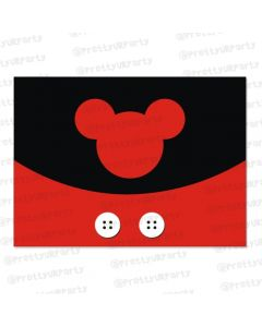 Mickey Mouse Inspired Table Mats