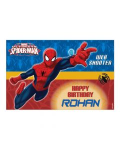 Spiderman Table Mats