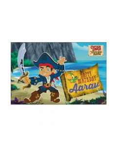 Captain Jake and the Neverland Tablemats