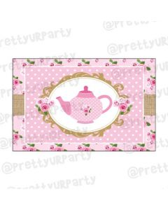 Tea Party Table Mats