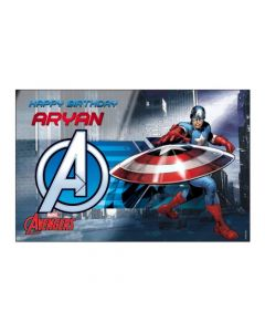 Captain America Table Mats