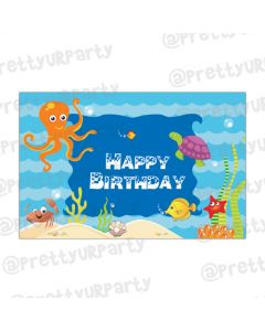Under Sea Table Mats