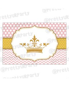 Royal Princess Table Mats