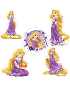 Tangled / Rapunzel Theme Cutouts