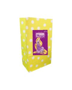Tangled / Rapunzel Popcorn Bag