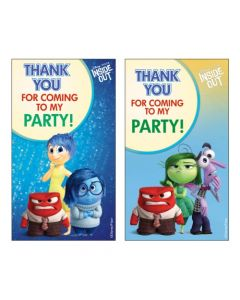 Inside Out Thankyou Cards