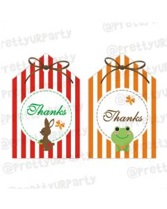 Woodland/Forest .Thankyou cards