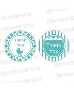 Tiffany thankyou cards
