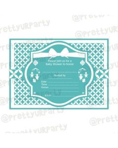 Baby & Co. Theme E-Invitations