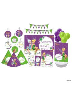 Disney Tinker Bell Party Decorations