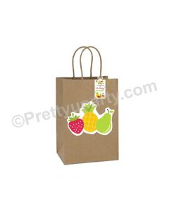 Tutti Fruity Gift Bags - Pack of 10