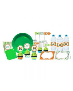 Train Tableware Package
