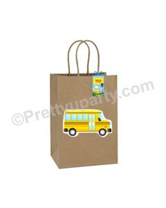 Transport Theme Gift Bags - Pack of 10