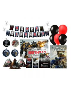 Transformers Party Decorations