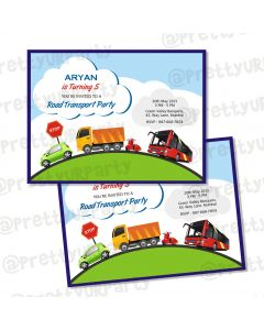 transport Invitations