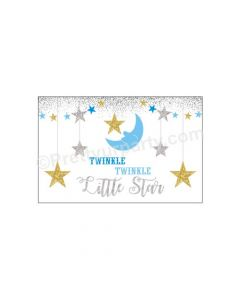 Twinkle Boy Baby Shower Table Mats