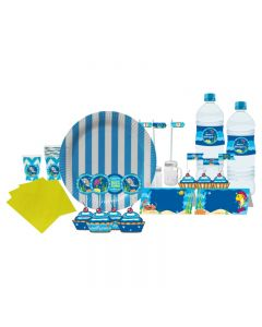 Under the Sea Tableware Package