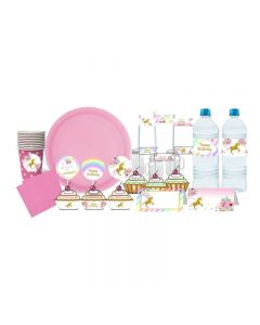 Unicorn Tableware Package