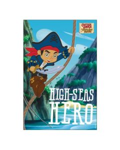 Captain Jake and the Neverland Vertical Banner 01