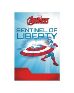 Captain America Vertical Banner 01
