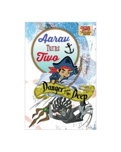 Captain Jake and the Neverland Vertical Banner 02