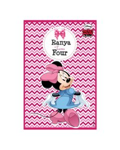 Minnie Mouse Vertical Banner 02