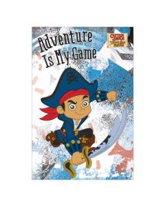 Captain Jake and the Neverland Vertical Banner 04
