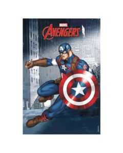 Captain America Vertical Banner 04