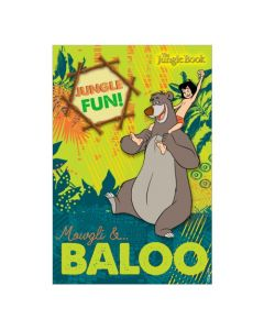 Jungle Book Vertical Banner 04