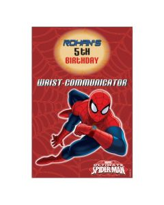 Spiderman Vertical Banner 04