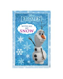 Frozen Vertical Banner 04