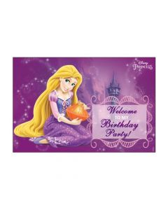 Tangled / Rapunzel Welcome Banner