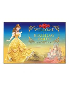 Belle Welcome Banner