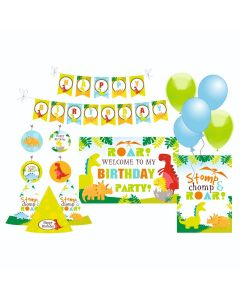 Dinosaur Party Decorations Package