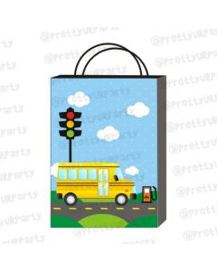 Wheels on the Bus Theme Khoi Bag