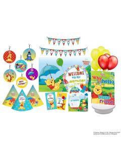 Disney Winnie the Pooh Party Decorations