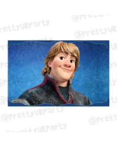 Frozen personalized Placemats Kristoff