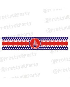 nautical theme wrist bands