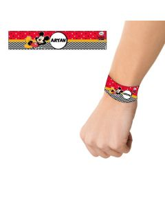 mickey mouse wrist bands