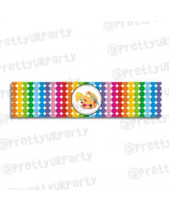 Art & Craft Party Wrist Bands