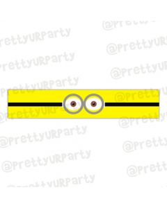 Despicable Me Minions wrist bands