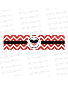 Mickey Mouse Inspired Wrist Bands