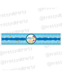 Under the Sea Wrist Bands