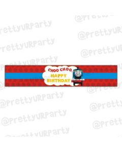 Thomas the Train Wrist Bands