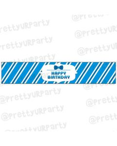 Bow Tie Wrist Bands
