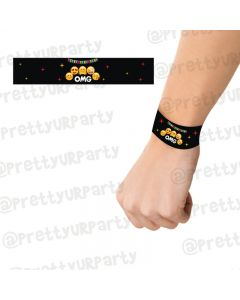 Emoji Theme Wrist Bands