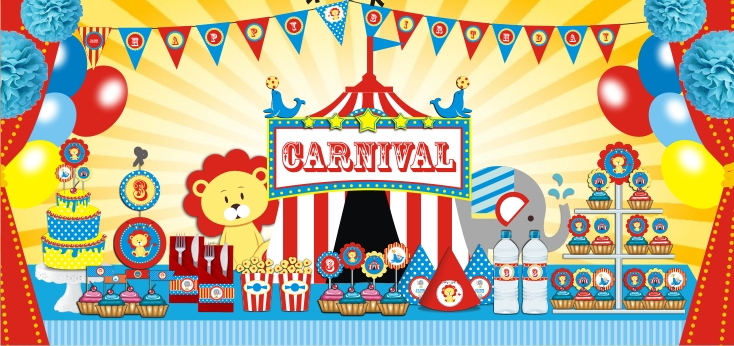 carnival party theme carnival party theme supplies