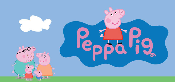 Peppa Pig Theme Party | Peppa Pig inspired Party Supplies